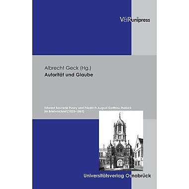 Autoritat Und Glaube (9783899715774)