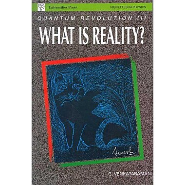 What Is Reality? (9788173710049)