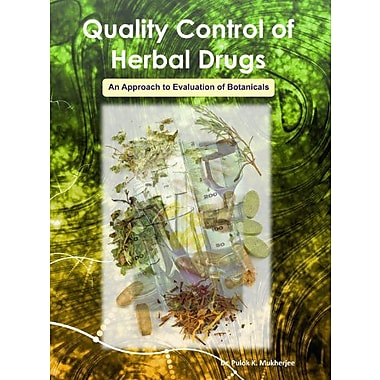 Quality Control Of Herbal Drugs, New Book (9788190078849)