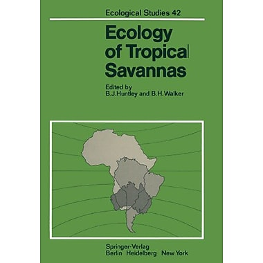 Ecology Of Tropical Savannas Ecological Studies, Used Book (9783642687884)