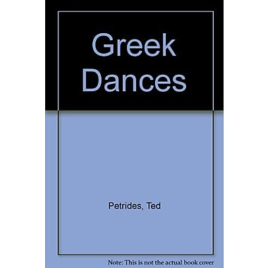 Greek Dances, Used Book (9789607269072)