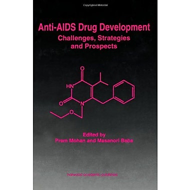 Anti-Aids Drug Development, New Book (9783718656981)
