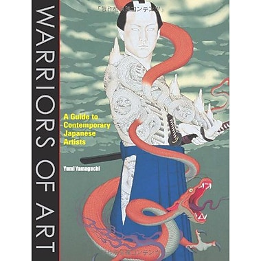 Warriors Of Art A Guide To Contemporary Japanese Artists, Used Book (9784770030313)