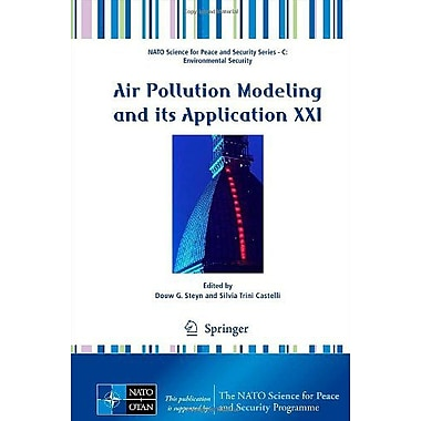 Air Pollution Modeling And Its Application Xxi Nato Science For Peace And Security Series C Environmen, New Book (9789400713581)