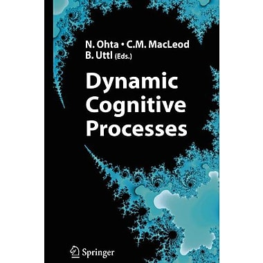 Dynamic Cognitive Processes (9784431998068)