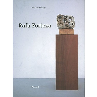 Rafa Forteza, New Book (9783879099184)