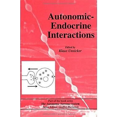 Autonomic-Endocrine Interactions Autonomic Nervous System, New Book (9783718658121)