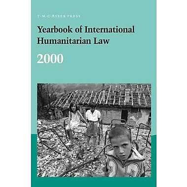 Yearbook Of International Humanitarian Law - Volume 3 2000, New Book (9789067041409)