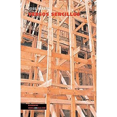 Versos Sencillos Poesia Spanish Edition, New Book (9788498160017)