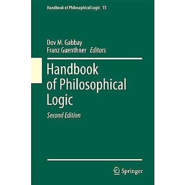 Handbook Of Philosophical Logic Volume 15, Used Book (9789400704848)