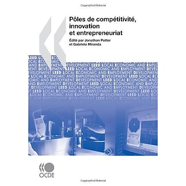 Developpement Economique Et Creation Demplois Locaux Leed Pocircles De Competitivite Innovation Et Ent, New Book (9789264044500)