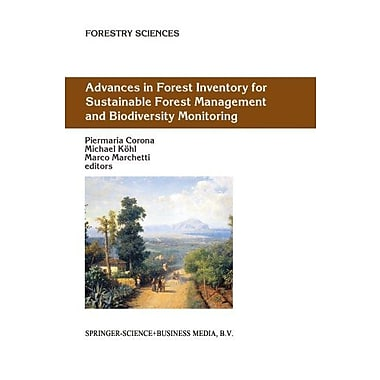 Advances In Forest Inventory For Sustainable Forest Management And Biodiversity Monitoring Forestry S, Used Book (9789048164660)