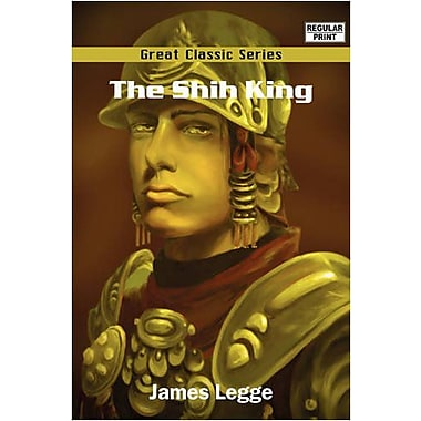 The Shih King, New Book (9788132048732)