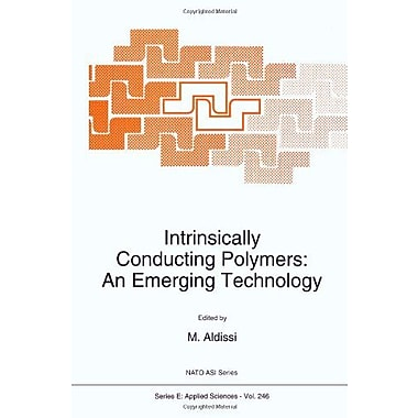 Intrinsically Conducting Polymers An Emerging Technology Nato Science Series E, Used Book (9789048143160)