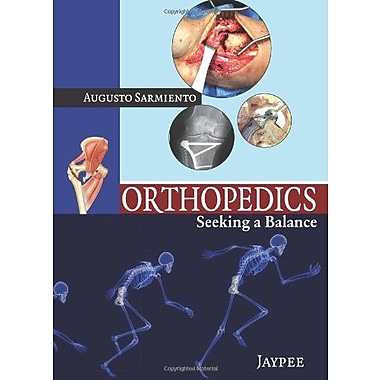 Orthopedics Seeking A Balance (9789350252802)