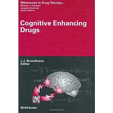 Cognitive Enhancing Drugs Milestones In Drug Therapy, Used Book (9783764369828)