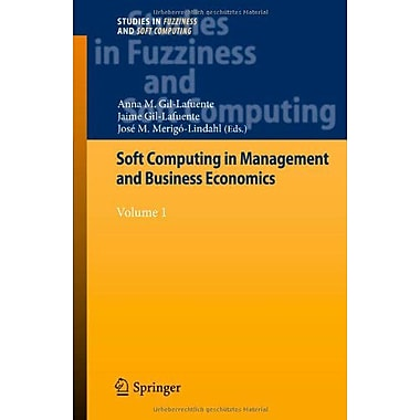 Soft Computing In Management And Business Economics Volume 1 Studies In Fuzziness And Soft Computing, Used Book (9783642304569)