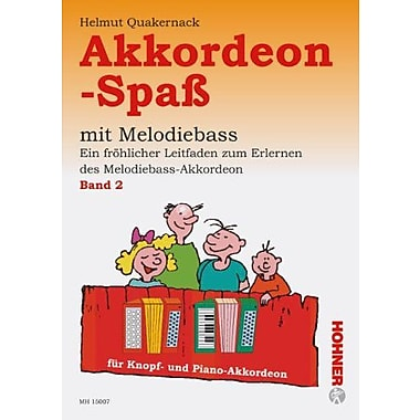 Akkordeon-Spass Band 2 German Text, Used Book (9783937315058)