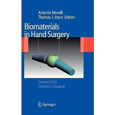 Biomaterials In Hand Surgery, Used Book (9788847011946)
