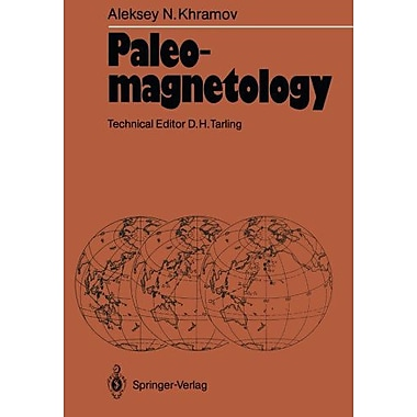 Paleomagnetology, Used Book (9783642717529)