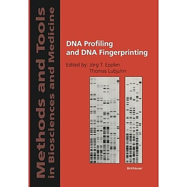 Dna Profiling And Dna Fingerprinting (9783764360184)