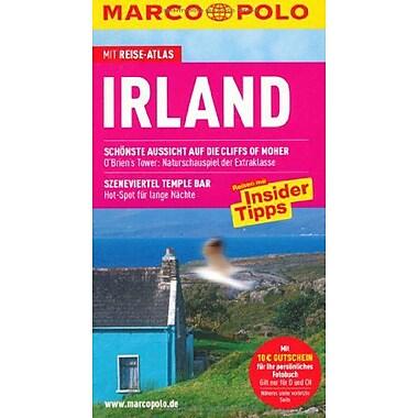 Marco Polo Reisefuhrer Irland Mit Szene-Guide 24H Action Pur Insider-Tipps Reise-Atlas Reisen Mit Insi, New Book (9783829704328)