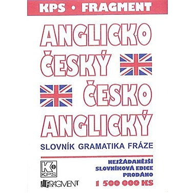 Pocket English-Czech And Czech-English Dictionary, Used Book (9788072000272)