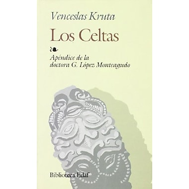Los Celtas, Used Book (9788471665508)