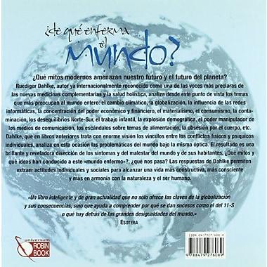 de Que Enferma El Mundo? (Universum) (Spanish Edition), New Book (9788479276089)