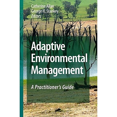 Adaptive Environmental Management: A Practitioner's Guide, Used Book (9789048124381)