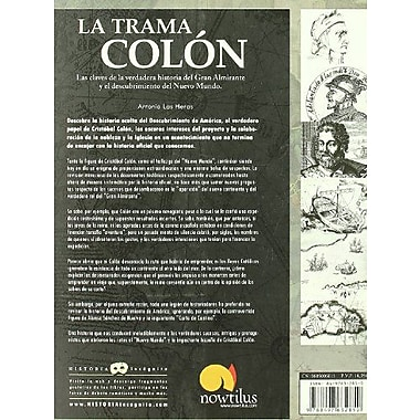 La trama Colon (Spanish Edition), Used Book (9788497632850)