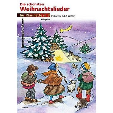 Die schonsten Weihnachtslieder, Used Book (9783795754396)