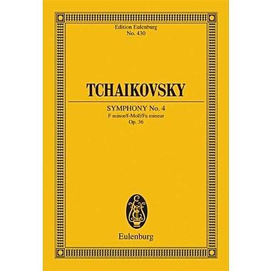 Symphony No4 Op36 F Min. Study Score (9783795766559)