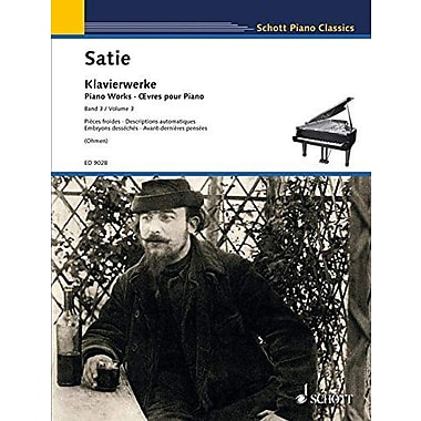 Piano Works Vol3 (9790001125369)