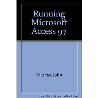 Running Microsoft Access 97 (Spanish Edition), New Book (9788448110970)