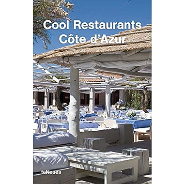 Cool Restaurants Cote d'Azur, New Book (9783832790400)