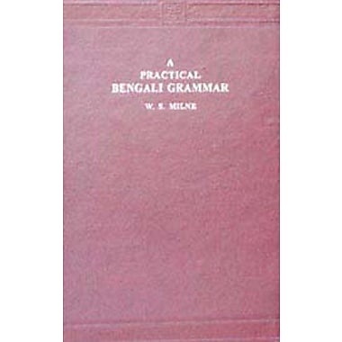 A Practical Bengali Grammar, Used Book (9788120608771)