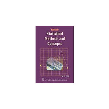 Statistical Methods and Concepts, New Book (9788122401196)