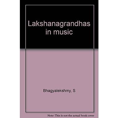 Lakshanagrandhas in music, New Book (9788185381138)