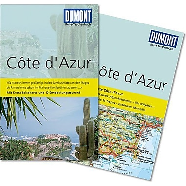 Cote d' Azur, Used Book (9783770172184)