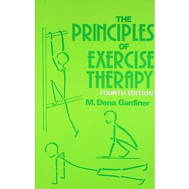 The Principles of Exercise Therapy, New Book (9788123908939)