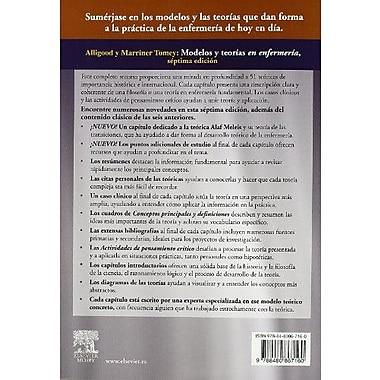 Modelos y teorías en enfermería, Used Book (9788480867160)
