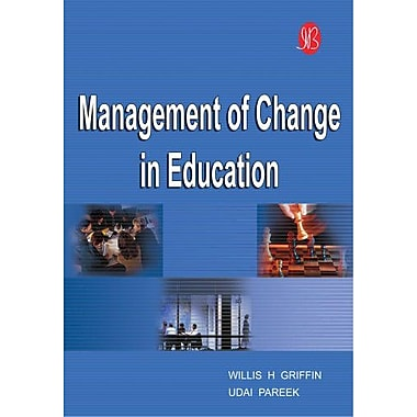 Management Of Change In Education (9788131417256)