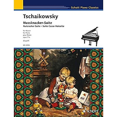 Nutcracker Suite Op71A Piano Solo (9783795752903)