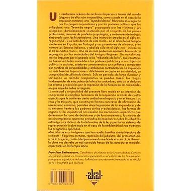 La Inquisicion En La Epoca Moderna: Espana, Portugal, E Italia, Siglos XV-XIX (Arte y Estetica) (Spanish Ed, New (9788446008316)