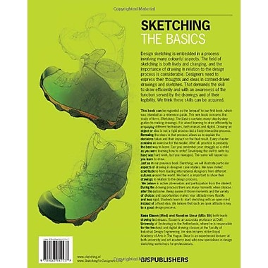 Sketching: The Basics (2nd printing), New Book (9789063692537)
