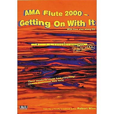 Winn : Ama Flute 2000, Book 2 (Getting On With It) (9783932587597)