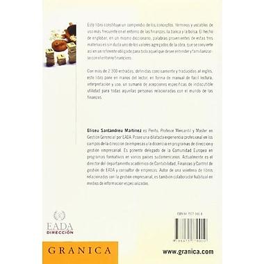 Diccionario De Terminos Financieros (Spanish Edition), Used Book (9788475779010)