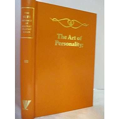 The Art of Personality (v. 3), New Book (9789060775707)