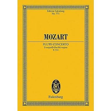 Flute Concerto, K. 314: in D Major (Edition Eulenburg No. 771), New Book (9783795766320)